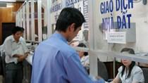 Dự thảo về giảm phí đăng ký giao dịch bảo đảm