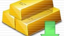 Giá vàng, tỷ giá 28/9/2017: Giá vàng tiếp tục giảm