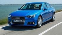 Bảng giá xe ô tô Audi tháng 10/2017: A4, A6, Q7 giảm tới 160 triệu đồng