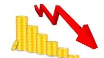 Giá vàng, tỷ giá 17/10/2017: vàng tiếp tục giảm rất mạnh
