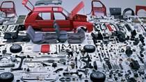 Nhập khẩu linh kiện phụ tùng ô tô giảm trên 11% so với cùng kỳ