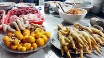 Hơn 2 tấn thực phẩm bẩn phát hiện tại Quảng Bình – Quảng Trị