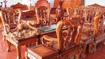 Giá đồ gỗ xuất khẩu tuần 1-7/12/2017