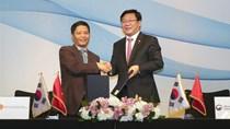 Quan hệ kinh tế và thương mại Việt - Hàn: 25 năm và những thành tựu vượt bậc