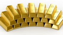 Giá vàng, tỷ giá 25/12/2017: giá vàng giảm, USD giảm