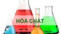 19 biểu mẫu mới dùng trong lĩnh vực hóa chất