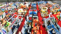 """28-30/5:Triển lãm """"Viet Nam - Expo - Siberia"""" tại thành phố Novosibirsk-Nga"""