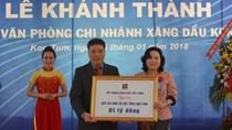 Petrolimex trao 1 tỷ đồng tặng Quỹ An sinh xã hội tỉnh Kon Tum
