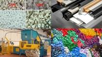 Nhập khẩu nguyên liệu nhựa tăng cả về lượng và trị giá