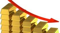 Giá vàng, tỷ giá 5/4/2018: Vàng tiếp tục giảm mạnh
