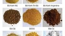 Giá nguyên liệu sản xuất thức ăn chăn nuôi nhập khẩu tuần 6 – 12/4/2018