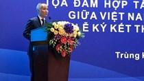 Đẩy mạnh hợp tác Logistics giữa Việt Nam và Trùng Khánh (Trung Quốc)