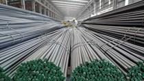 Nhập khẩu sắt thép giảm cả về lượng và trị giá