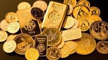 Giá vàng, tỷ giá 16/5/2018: Vàng tiếp tục giảm mạnh