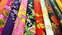 Vải may mặc nhập khẩu vào Việt Nam tăng trên 14% kim ngạch