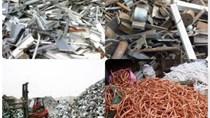 Phế liệu sắt thép nhập khẩu tăng mạnh cả về giá, lượng và kim ngạch