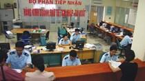 Công bố 3 thủ tục hành chính mới trong lĩnh vực hải quan