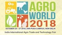 25-27/10: Mời tham gia Hội chợ triển lãm Quốc tế Nông nghiệp tại Ấn Độ