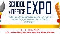 9-11/1/2019: Triển lãm Văn phòng phẩm & Trang thiết bị Trường học, Văn phòng 2019