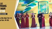 13-18/12: Hội chợ Thời trang Việt Nam - VIFF 2018