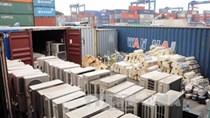 Bộ Công Thương qui định cửa khẩu nhập khẩu phế liệu