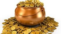 Giá vàng ngày 2/5/2019 trong nước và thế giới cùng giảm mạnh