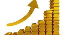 Giá vàng ngày 8/5/2019 trong nước tăng cùng chiều với vàng thế giới