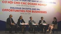Đối thoại về Hiệp định EVFTA và EVIPA: Cơ hội cho doanh nghiệp