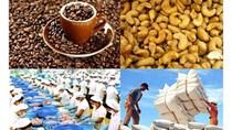 Xuất khẩu nông sản sụt giảm