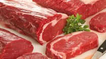 Nhập khẩu thịt heo của Trung Quốc tăng hơn hai lần vì sản lượng giảm