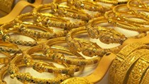 Giá vàng ngày 6/9/2019 giảm mạnh do áp lực bán ra tăng
