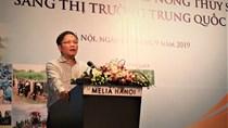 Thúc đẩy xuất khẩu hàng hóa nông thủy sản sang thị trường Trung Quốc