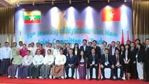 Kỳ họp lần thứ 10 Tiểu ban hỗn hợp thương mại Việt Nam – Myanmar