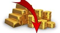 Giá vàng ngày 26/9/2019 quay đầu giảm mạnh