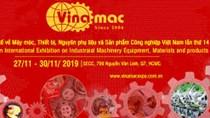 27/11 - 30/11/2019: Triển lãm Vinamac Expo 2019 tại TP. Hồ Chí Minh