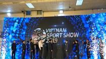 14/11/2019: Sôi động Lễ Khai mạc triển lãm Quốc tế Thể thao - Giải trí 2019