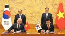 VIETRADE và KOTRA ký Biên bản ghi nhớ hợp tác tại Seoul