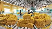 Xuất khẩu cao su 11 tháng đầu năm tăng gần 8% cả lượng và kim ngạch