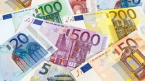 Tỷ giá Euro ngày 17/2/2020 tăng giảm trái chiều trên hệ thống ngân hàng