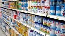 Sữa và sản phẩm sữa nhập khẩu từ Newzealand và Mỹ chiếm 56,7%