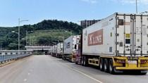 Thông quan tích cực, giải quyết tình trạng ùn ứ hàng hóa tại các cửa khẩu
