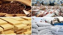 Tình hình xuất khẩu nông, lâm, thủy sản Việt Nam 4 tháng đầu năm 2020