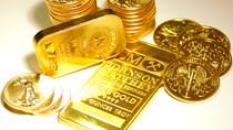 Giá vàng ngày 12/5/2020 giảm nhẹ