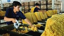 Xuất khẩu cao su 4 tháng đầu năm 2020 giảm mạnh
