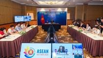Hội nghị Quan chức kinh tế cấp cao Campuchia – Lào – Mianma – Việt Nam lần thứ 19