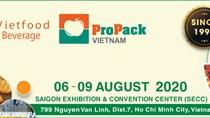 6-9/8/2020: Triển lãm Quốc tế chuyên ngành Thực phẩm & Đồ uống 2020 tại TPHCM