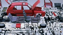 Nhập khẩu linh kiện, phụ tùng ô tô 6 tháng đầu năm 2020 giảm 17%