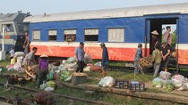 8/9/2020: Hội nghị kết nối doanh nghiệp nông sản - đường sắt - hàng không