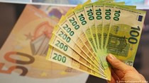 Tỷ giá Euro ngày 4/9/2020 tăng trở lại
