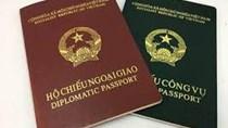 Thông tư của Bộ Ngoại giao hướng dẫn cấp, gia hạn, hộ chiếu công vụ